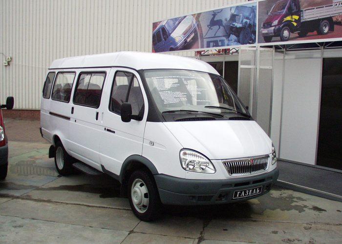 Микроавтобус ГАЗ-2705