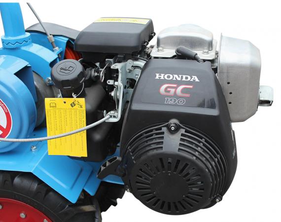 Мотоблок Салют 5Х с двигателем Honda GС-190