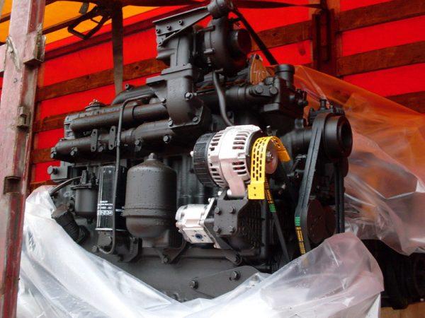 Мотор Д-260.9