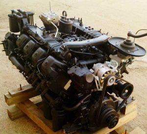 Мотор КАМАЗ 740.11240