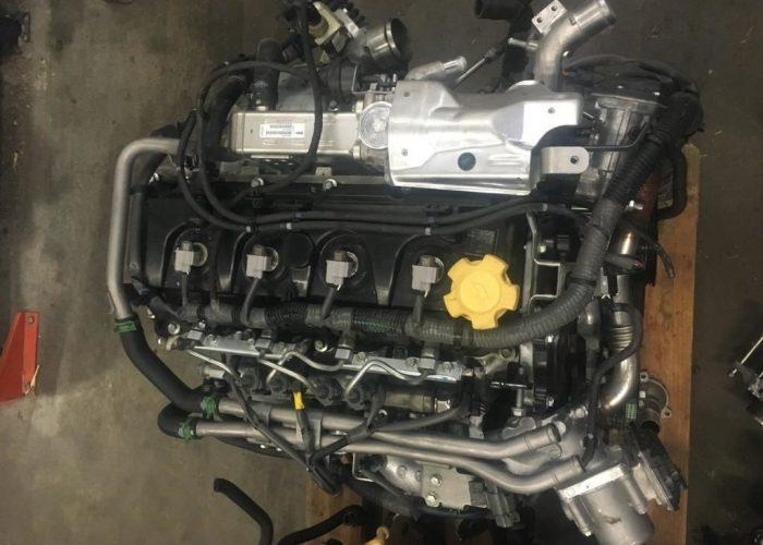 Мотор Mitsubishi 4D56