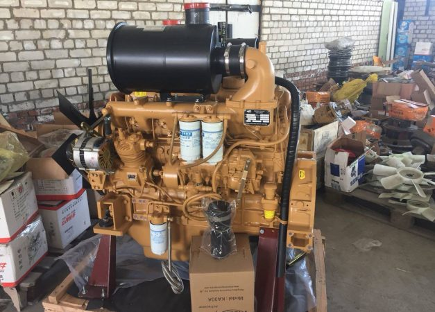Мотор Yuchai YC6B125-T11