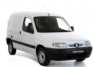 Peugeot Partner 1997 года