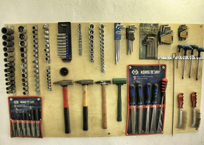 Подручные инструменты