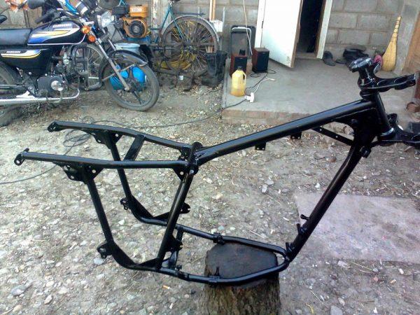 Рама от мотоцикла ИЖ