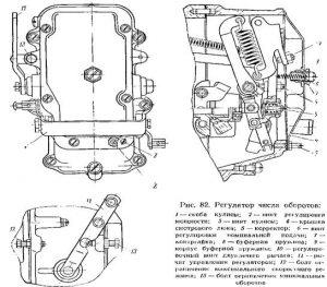 Регулировка клапанов ЯМЗ-238