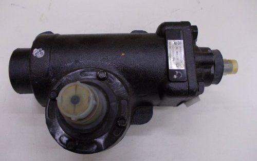 Рулевой механизм с ГУР ГАЗ-33104 Валдай