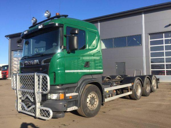 Шасси Scania R730