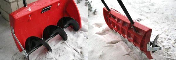 Шнек снегоуборщика