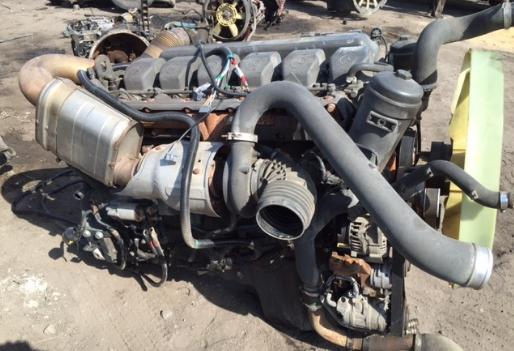 Силовой агрегат ОМ-457LA