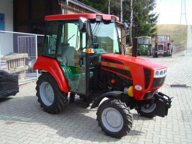 Трактор МТЗ-422