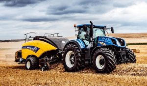 Трактор New Holland T7