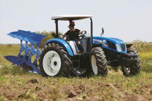 Трактор New Holland TD5