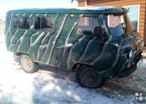 УАЗ-452АЭ
