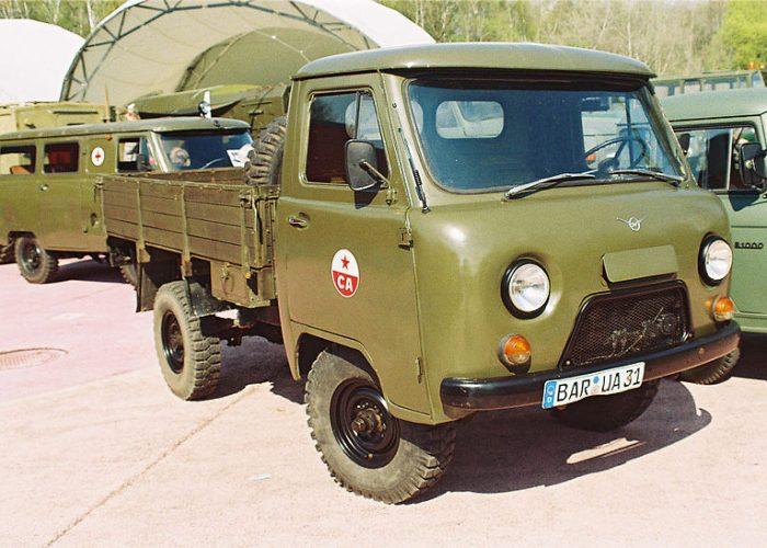 УАЗ-452Д