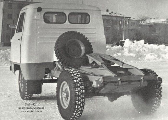 УАЗ-452П