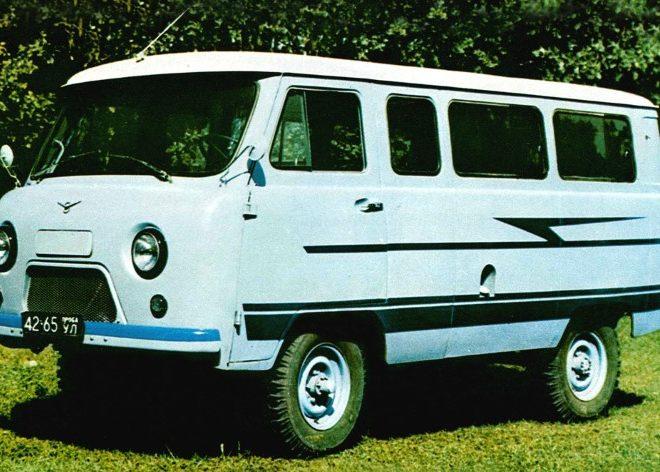 УАЗ-452В