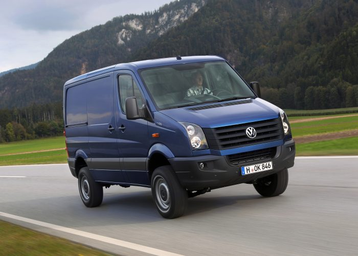 Volkswagen Crafter Short