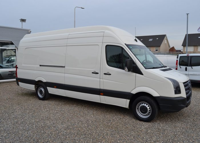 Volkswagen Crafter Super Long