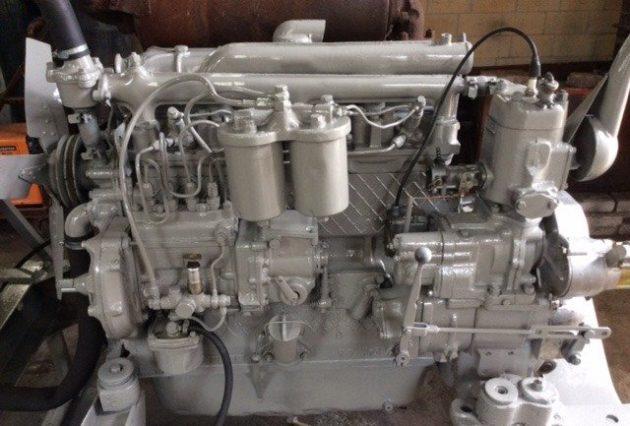 Двигатель СМД-14Б