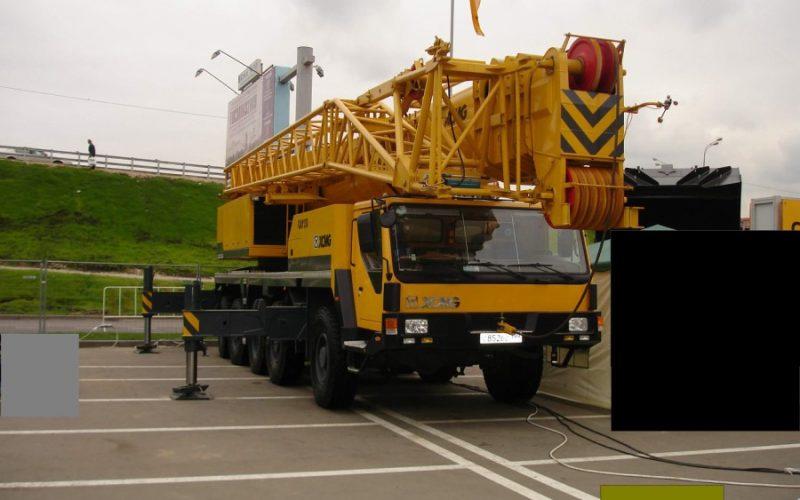 Автокран XCMG QAY-130