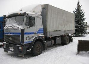 Автомобиль МАЗ-53366