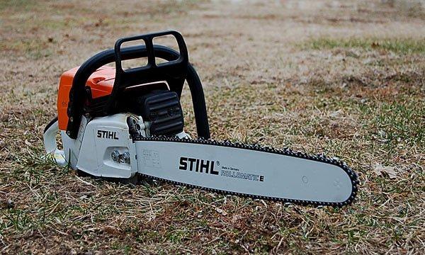 Бензопила Stihl MS 260