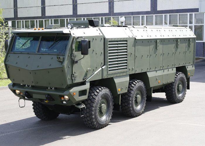 Бронеавтомобиль «Тайфун-1»