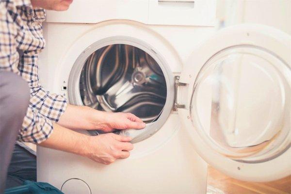 Чистка стиральной машинки для предотвращения неприятных запахов