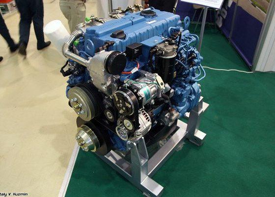 Дизельный двигатель ЯМЗ-53642-10 для автомобилей Урал-4320