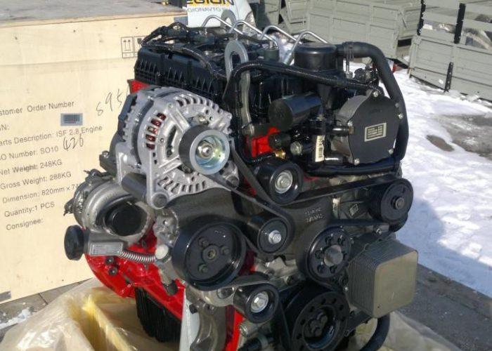 Дизельный двигатель на Газель Некст