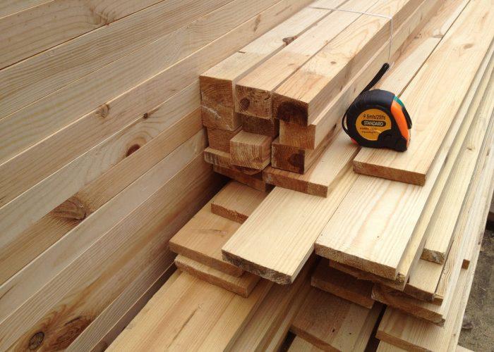 Доски для монтажа несущих конструкций