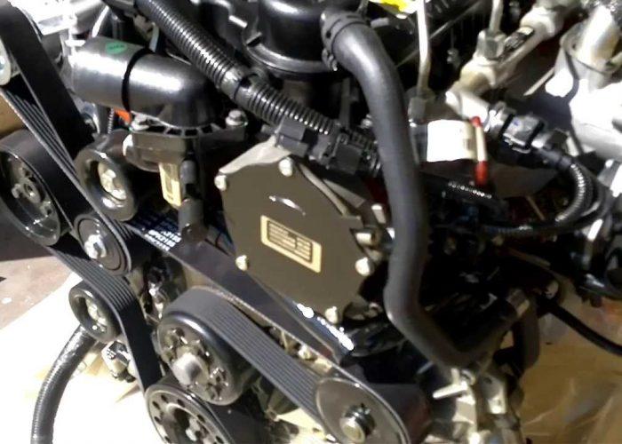 Двигатель Cummins ISF 2.8 на ГАЗель NEXT