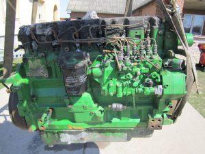 Двигатель John Deere-7830