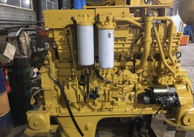 Двигатель KOMATSU SDA6D140E
