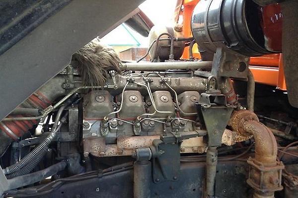 Двигатель КамАЗ-45143