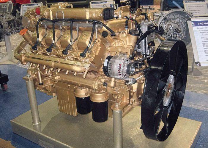 Двигатель Камаза 5320 модернизированный