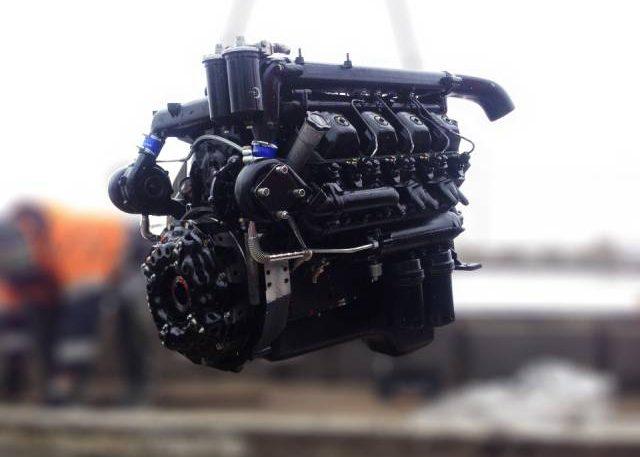 Двигатель Камаза 5320 в сборе