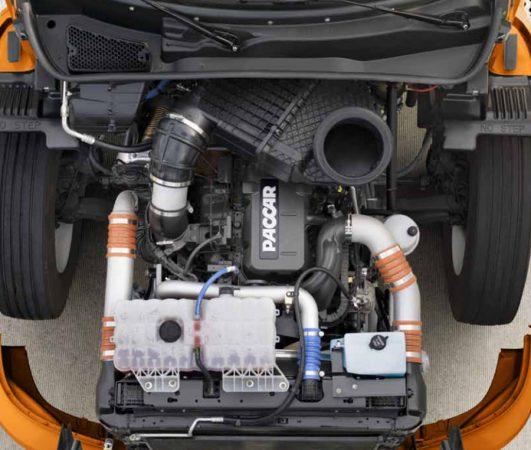 Двигатель Paccar MX на Kenworth T680