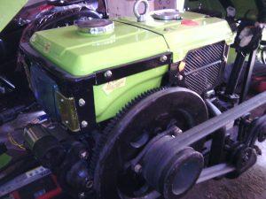 Двигатель R195NDL