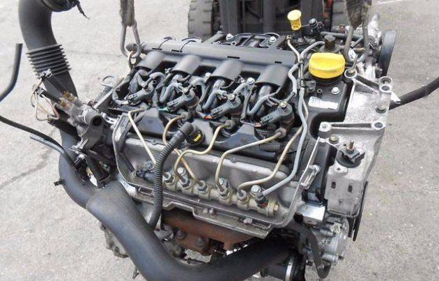 Двигатель Renault Master