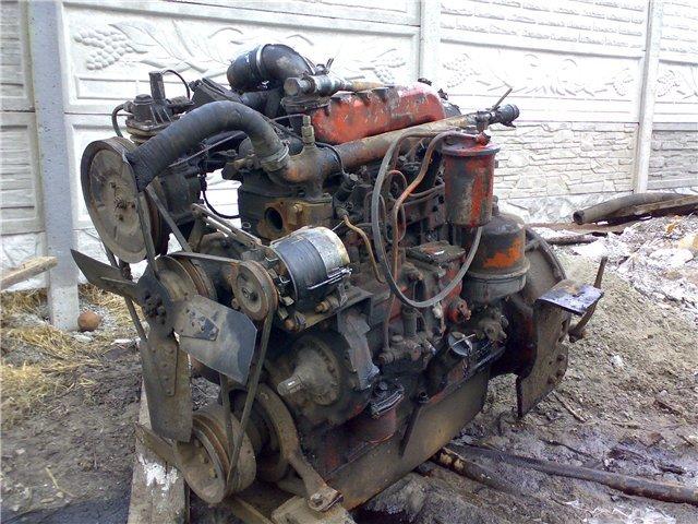 Двигатель СМД-17Н