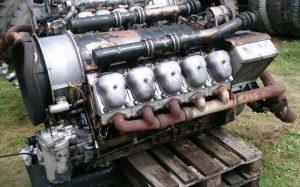 Двигатель Татра 815