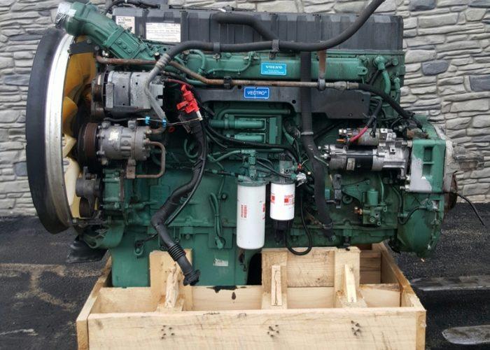 Двигатель VED12