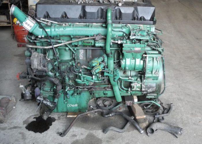 Двигатель VED13