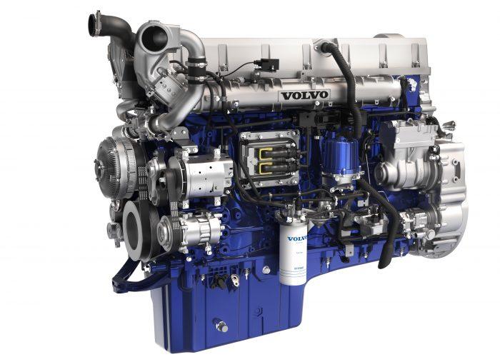 Двигатель VED16