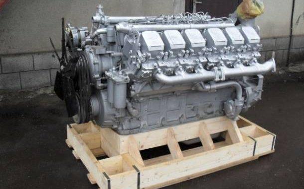 Двигатель ЯМЗ-240Г