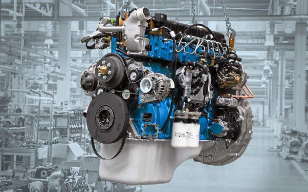 Двигатель ЯМЗ евростандарт 5
