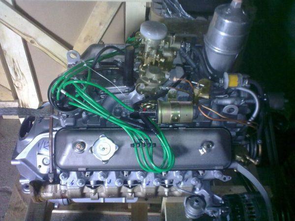 Двигатель ЗМЗ-511.10