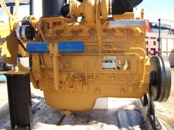 Двигатель бульдозера Shantui SD16